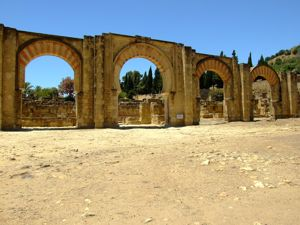 Medina Azahara, Gran Pórtico