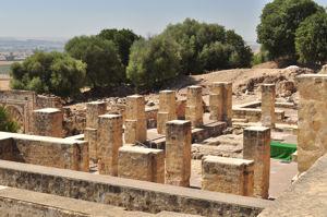 Medina Azahara, Patio de los Pilares