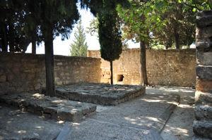 Medina Azahara, Puerta Norte