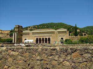 Medina Azahara, Salón de Abd al-Rahman III