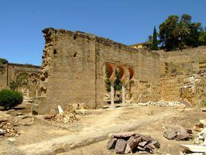 Medina Azahara, Vivienda de la Alberca