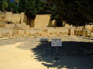 Medina Azahara, Viviendas Superiores