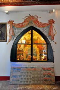 Monasterio de San Antonio el Real, Capilla de la Panda Norte
