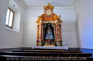 Monasterio de San Antonio el Real, Capilla de las Maravillas en la Nave de Acceso a la Iglesia
