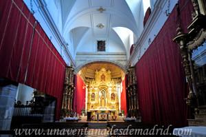 Monasterio de San Antonio el Real, Nave de la iglesia