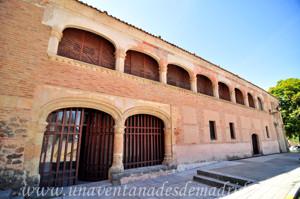 Monasterio de San Antonio el Real, Nave de Locutorios