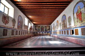Monasterio de San Antonio el Real, Refectorio