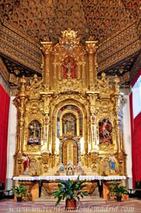 Monasterio de San Antonio el Real, Retablo Mayor