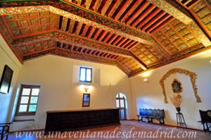 Monasterio de San Antonio el Real, Sacristía