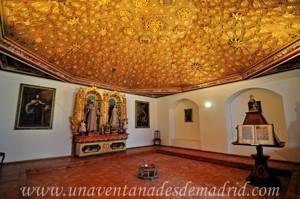 Monasterio de San Antonio el Real, Sala Capitular
