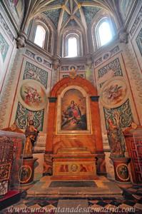 Catedral de Segovia, Capilla de Nuestra Señora del Rosario