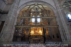 Catedral de Segovia, Capilla de San Antón
