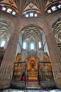 Catedral de Segovia, Capilla de San Frutos