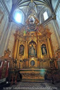 Catedral de Segovia, Capilla de San Geroteo