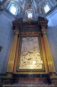 Catedral de Segovia, Capilla de San Ildefonso