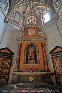 Catedral de Segovia, Capilla de San José