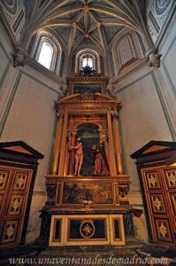 Catedral de Segovia, Capilla de San Pedro