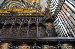 Catedral de Segovia, Silla del Rey
