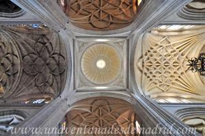 Catedral de Segovia, Crucero