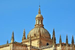 Catedral de Segovia, Cúpula del Crucero