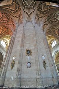 Catedral de Segovia, Girola