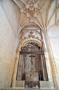 Catedral de Segovia, Capilla de la familia Cabrera