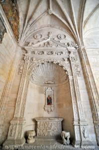 Catedral de Segovia, Capilla del canónigo Don Íñigo López Aguado