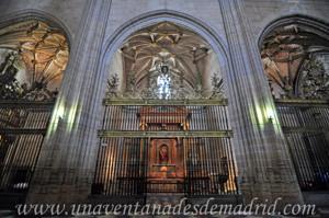 Catedral de Segovia, Capilla de Santa Bárbara