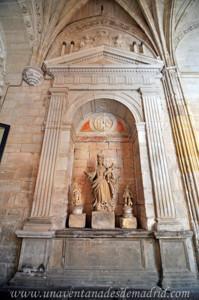 Catedral de Segovia, Capilla del Obispo Tello Maldonado
