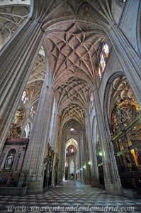 Catedral de Segovia, Nave de la Epístola