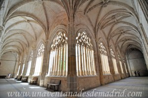 Catedral de Segovia, Galerías Oeste y Sur del Claustro