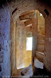 Torre de la Catedral de Segovia, Escalera de la Torre