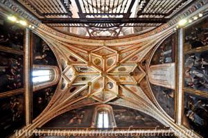 Catedral de Segovia, Bóveda de la Capilla de La Concepción
