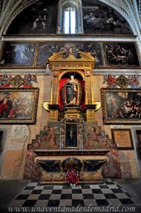 Catedral de Segovia, Capilla de La Concepción