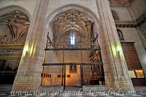 Catedral de Segovia, Capilla de La Piedad