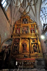 Catedral de Segovia, Capilla de San Andrés