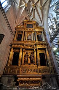 Catedral de Segovia, Capilla de San Cosme y San Damián