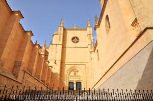Catedral de Segovia, Fachada Sur del Crucero
