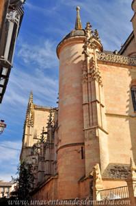 Catedral de Segovia, Cubo de Almuzara
