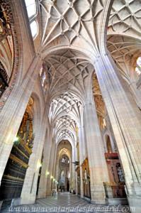 Catedral de Segovia, Nave del Evangelio