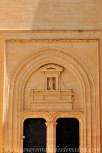 Catedral de Segovia, Portada de San Geroteo