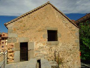 Segovia, Casa del agua