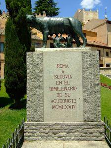Segovia, Luperca