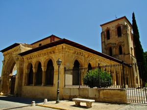 Segovia, Iglesia de San Juan de los Caballeros