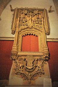 Capilla del Lignum Crucis en la Iglesia de la Vera Cruz