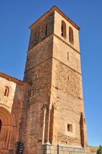 Torre de la Iglesia de la Vera Cruz