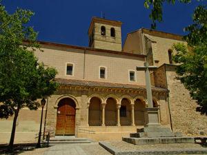 Segovia, Iglesia de El Salvador