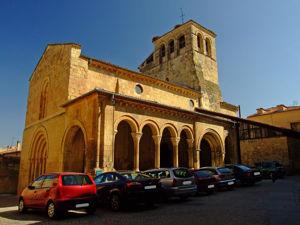 Segovia, Iglesia de la Santísima Trinidad