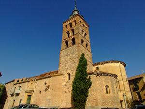 Segovia, Iglesia de San Andrés