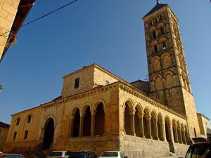 Segovia, Iglesia de San Esteban